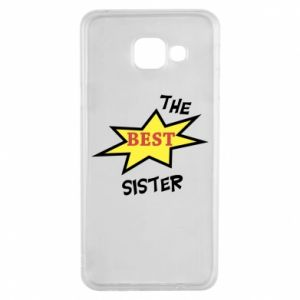 Etui na Samsung A3 2016 The best sister