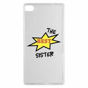 Etui na Huawei P8 The best sister