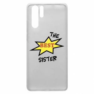 Etui na Huawei P30 Pro The best sister