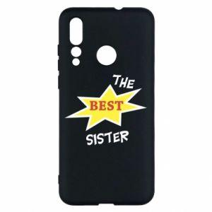 Etui na Huawei Nova 4 The best sister