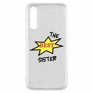 Etui na Huawei P20 Pro The best sister