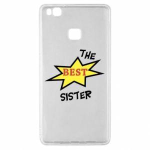 Etui na Huawei P9 Lite The best sister