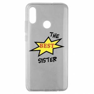 Etui na Huawei Honor 10 Lite The best sister