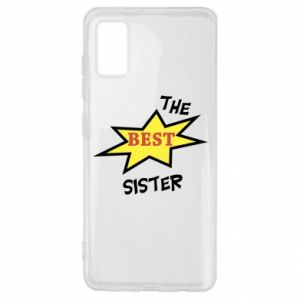 Etui na Samsung A41 The best sister