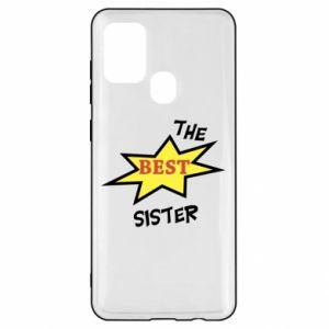 Etui na Samsung A21s The best sister