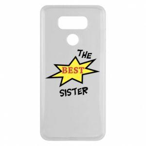 Etui na LG G6 The best sister