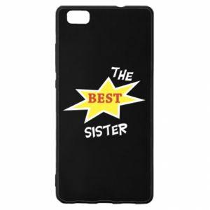Etui na Huawei P 8 Lite The best sister