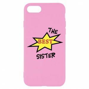 Etui na iPhone SE 2020 The best sister