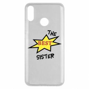 Etui na Huawei Y9 2019 The best sister
