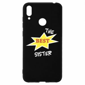 Etui na Huawei Y7 2019 The best sister