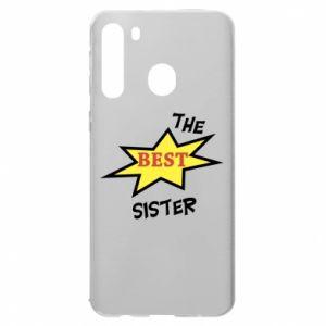 Etui na Samsung A21 The best sister