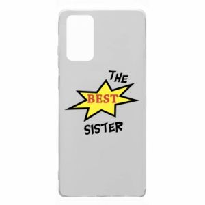 Etui na Samsung Note 20 The best sister