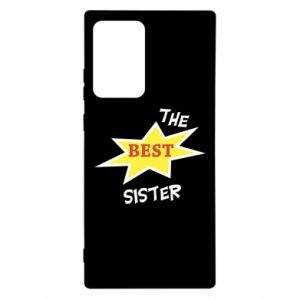 Etui na Samsung Note 20 Ultra The best sister