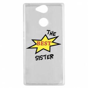 Etui na Sony Xperia XA2 The best sister