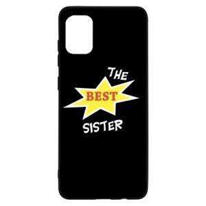 Etui na Samsung A31 The best sister
