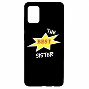 Etui na Samsung A51 The best sister