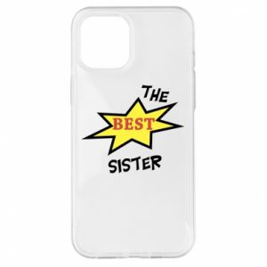 Etui na iPhone 12 Pro Max The best sister