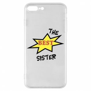 Etui na iPhone 8 Plus The best sister