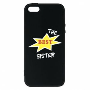 Etui na iPhone 5/5S/SE The best sister