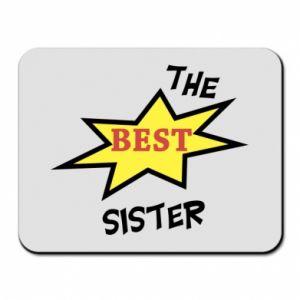 Podkładka pod mysz The best sister