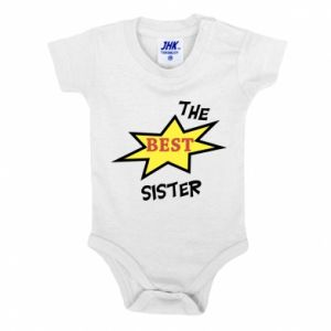 Body dziecięce The best sister