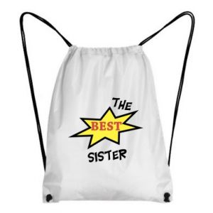 Plecak-worek The best sister