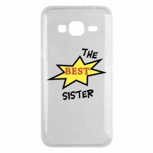 Etui na Samsung J3 2016 The best sister