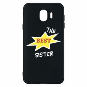 Etui na Samsung J4 The best sister