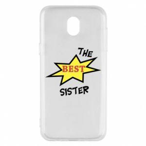 Etui na Samsung J5 2017 The best sister