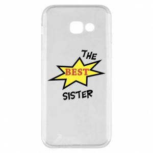 Etui na Samsung A5 2017 The best sister