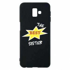 Etui na Samsung J6 Plus 2018 The best sister