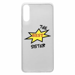 Etui na Samsung A70 The best sister