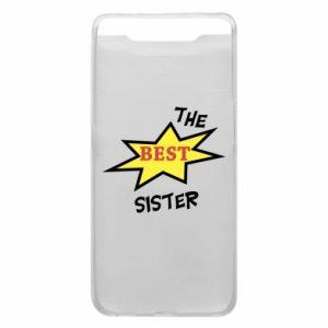 Etui na Samsung A80 The best sister