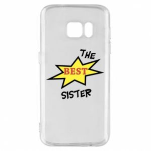 Etui na Samsung S7 The best sister