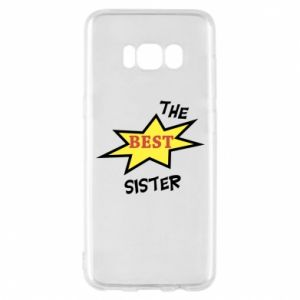 Etui na Samsung S8 The best sister