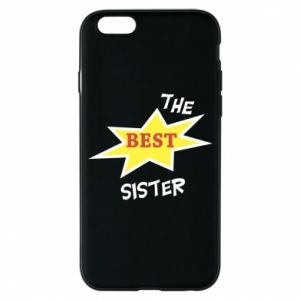 Etui na iPhone 6/6S The best sister