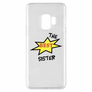 Etui na Samsung S9 The best sister