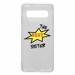 Etui na Samsung S10 The best sister