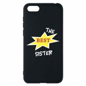 Etui na Huawei Y5 2018 The best sister