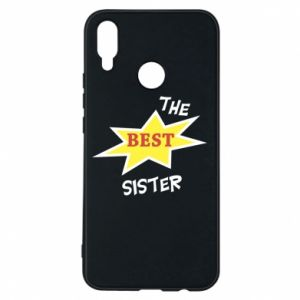 Etui na Huawei P Smart Plus The best sister