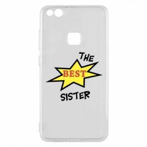 Etui na Huawei P10 Lite The best sister