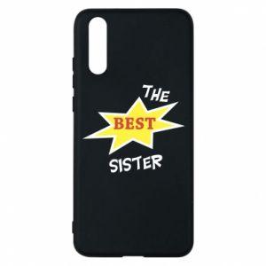 Etui na Huawei P20 The best sister