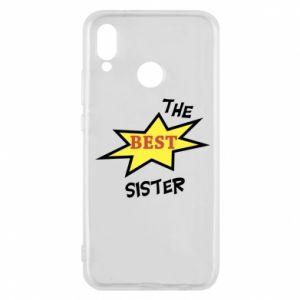 Etui na Huawei P20 Lite The best sister