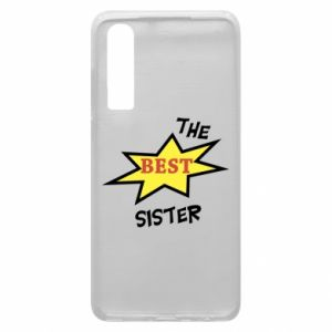 Etui na Huawei P30 The best sister