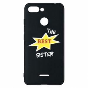 Etui na Xiaomi Redmi 6 The best sister