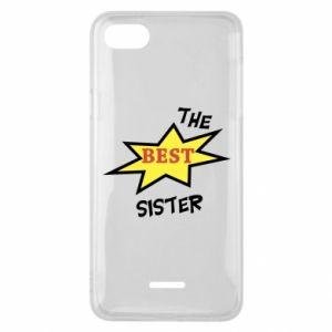 Etui na Xiaomi Redmi 6A The best sister