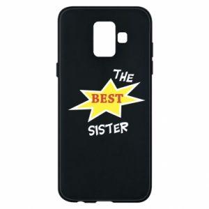 Etui na Samsung A6 2018 The best sister