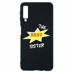 Etui na Samsung A7 2018 The best sister