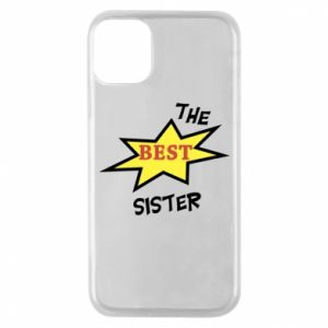Etui na iPhone 11 Pro The best sister