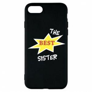 Etui na iPhone 7 The best sister